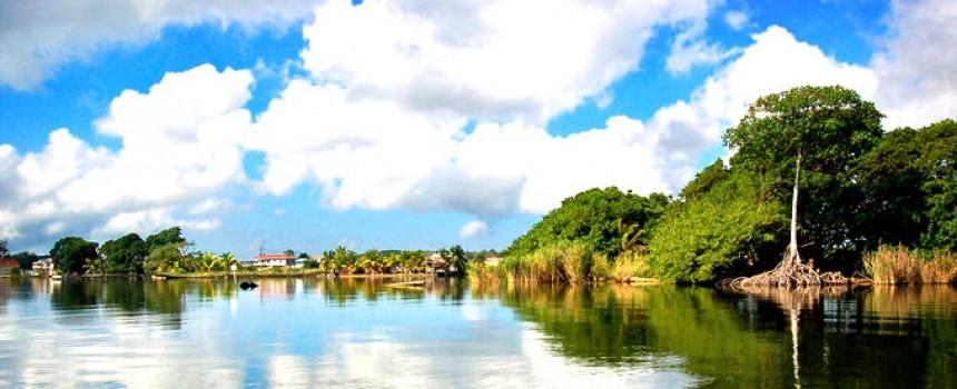 Belize River Inlet