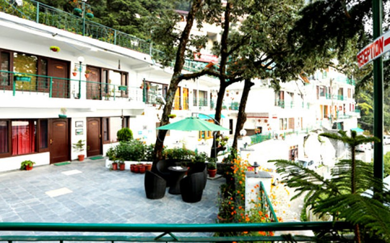 Hotel Mongas in Dalhousie