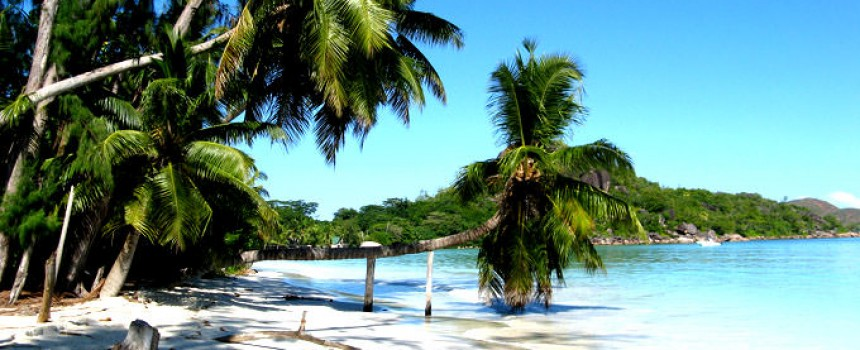 Seychelles in Africa