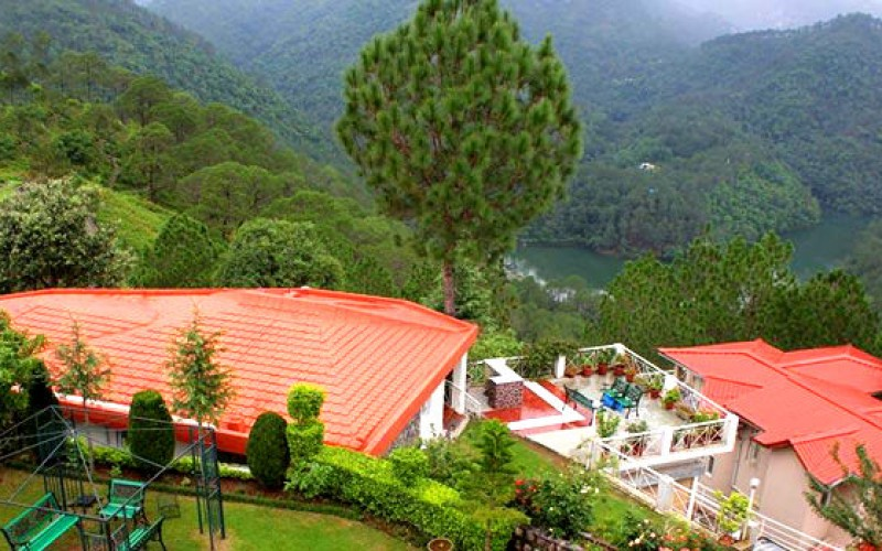 V Resort - Sattal in Nainital