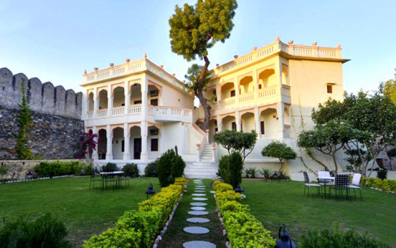 V Resorts Fort Auwa Rajasthan