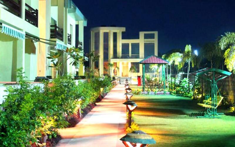 V Resorts Rajaji National Park