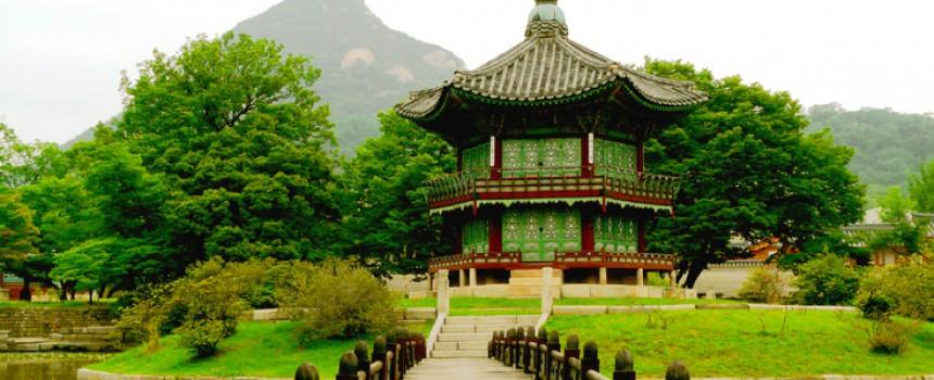 Gyeongbokgung Palace in Korea