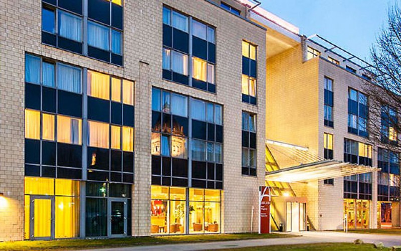 Arcadia hotel is a stylish 4 star hotel in wuppertal for Hotel wuppertal elberfeld