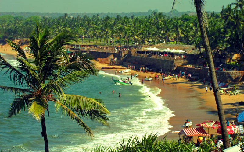 Cheap Honeymoon Package to Goa