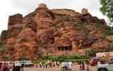 Badami-cave-temples