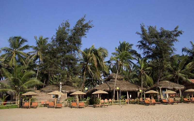 Agonda Beach Resort Goa