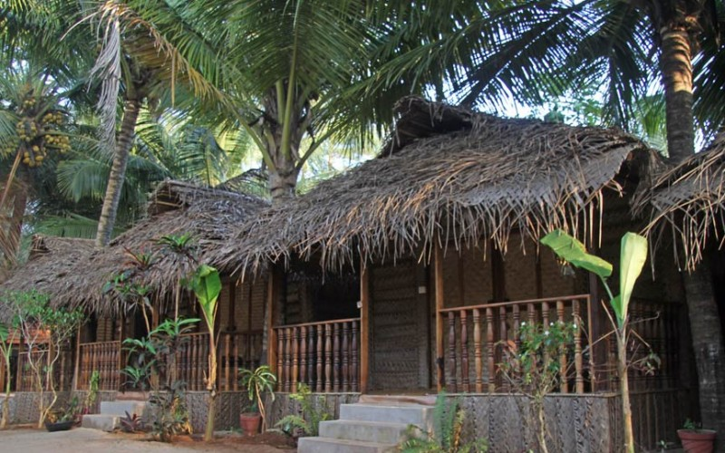 Agonda Cottages Goa