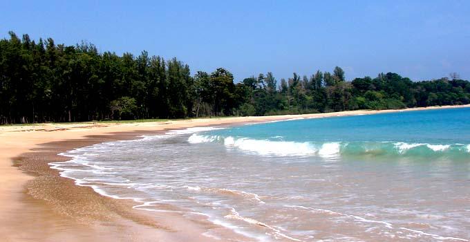 Hut Bay at Andaman Nicobar Islands