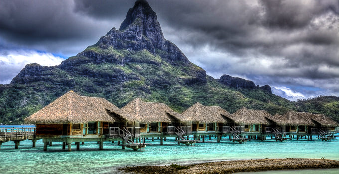 Bora Bora Honeymoon Guide Bora Bora Romantic Ideas