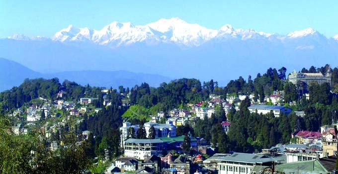 Darjeeling Hill station