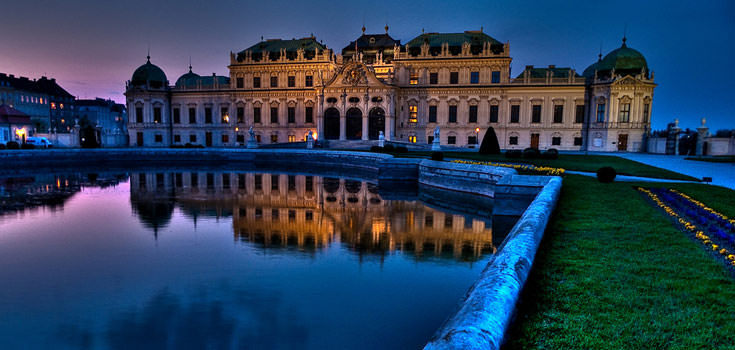 Best of Austria 6 Nights Honeymoon Package