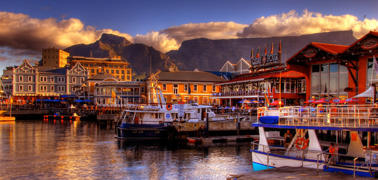 Romancing Africa 14 Day Cape Town Honeymoon Package