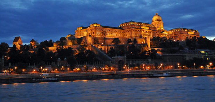 Budapest and Vienna 7 Nights Honeymoon Package