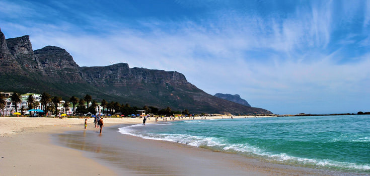 Beaches and Champagne Cape Town Honeymoon Package