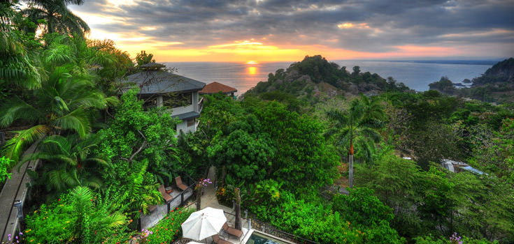 Wild Jungle Romance in Costa Rica Honeymoon Package