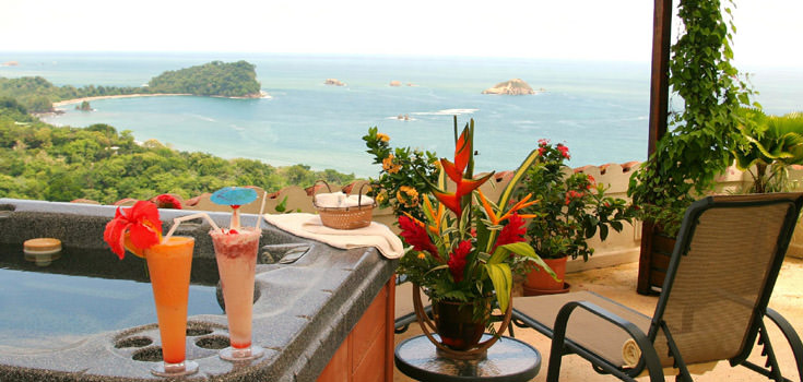 Costa Rica Relaxing Honeymoon Package