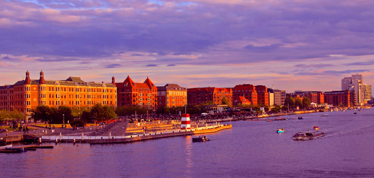 Delightful Scandinavia 6 Nights Honeymoon Package