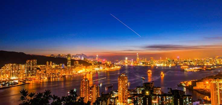 6 Days Enchanting Honeymoon in Hong Kong