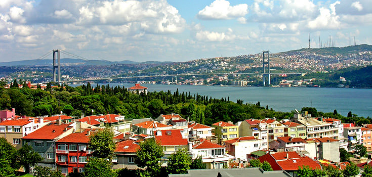 Treasures of Turkey 4 Nights Honeymoon Package