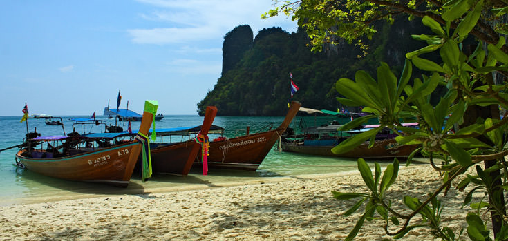 Vibrant Bangkok & Krabi Honeymoon Package