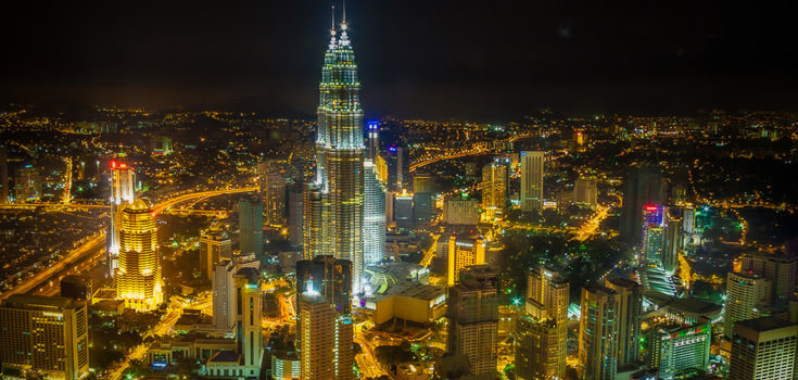 Enjoy Kuala Lumpur 3 Nights Honeymoon Package