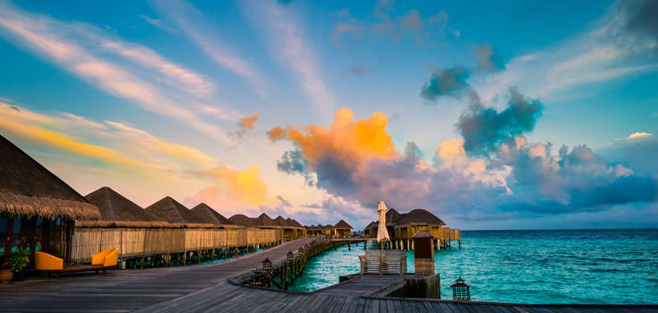 The Taj Maldives 4 days Honeymoon Package