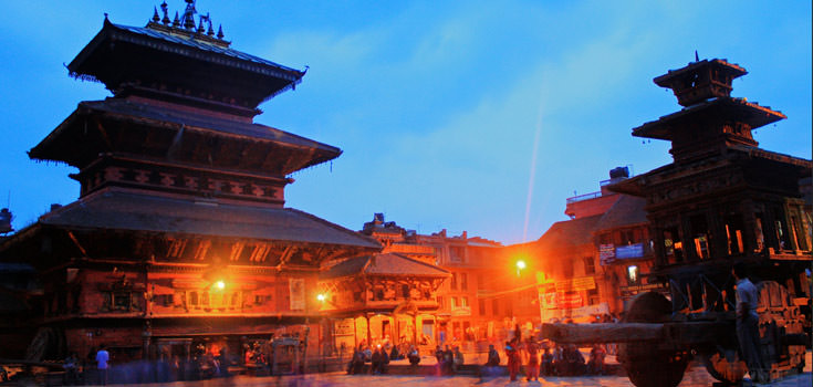 Nepal 4 Nights Honeymoon Tour Package