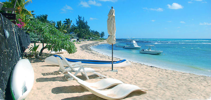 6 Nights/7 Days Mauritius Honeymoon Package