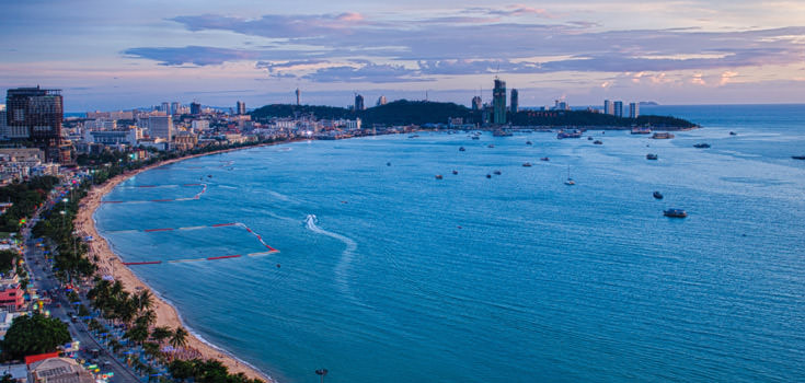 Lover's Escape Bangkok Pattaya Phuket Honeymoon Package