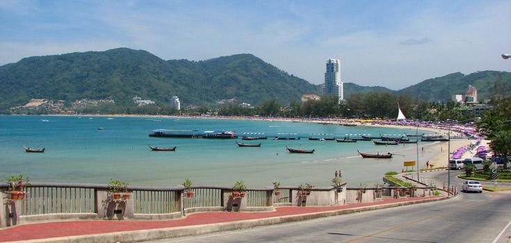 Honeymoon Spa 12 Days Phuket/Krabi Tour Package