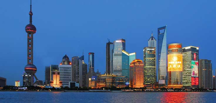 Beijing Shanghai 6 Days Honeymoon Package