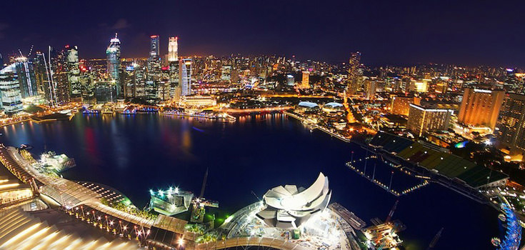 Super Saver Malaysia with Singapore Honeymoon Package