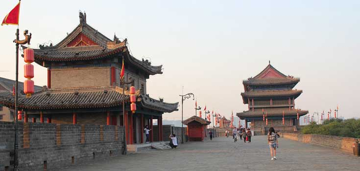 Beijing Xian Shanghai 8 Days Honeymoon Package