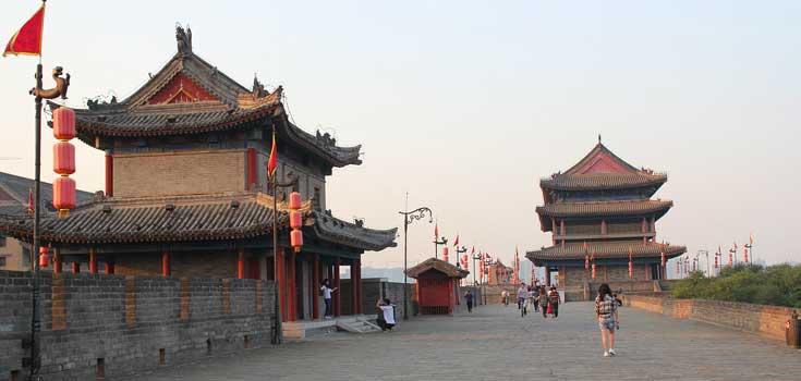 Beijing Xian Shanghai 8 Days Honeymoon Package