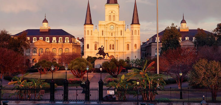 Honeymoon Package in New Orleans at Avenue Inn