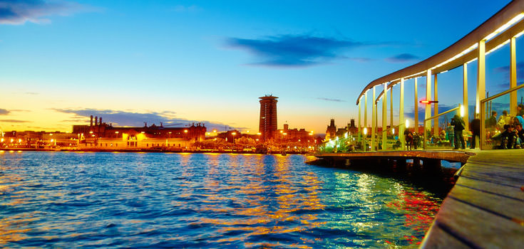 Barcelona and Madrid 7 Nights Honeymoon Package