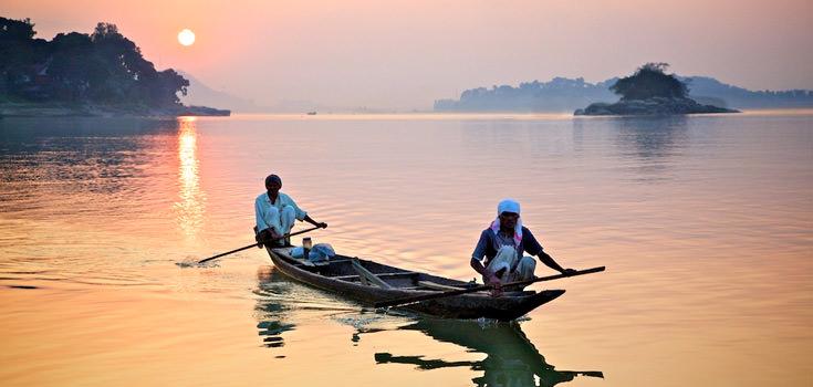 Four Nights Four Cities Assam Honeymoon Package
