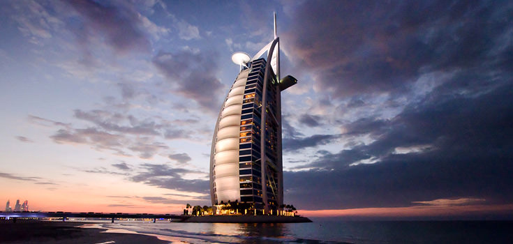 3 Nights Dubai Premium Honeymoon Package