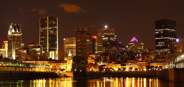 Discover Montreal 3 Days Honeymoon Package