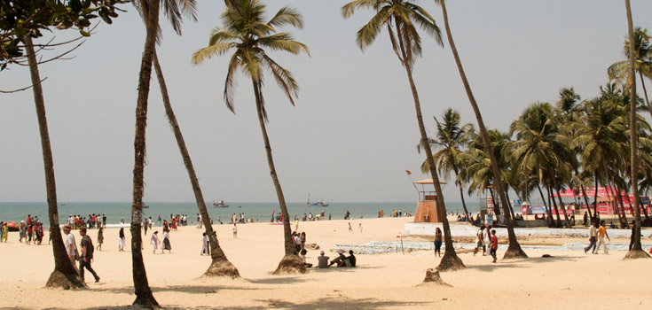 5 Nights Colva Beach Goa Honeymoon Package