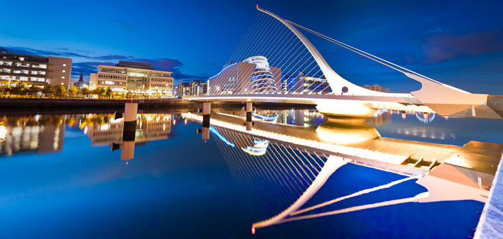 Irish Elegance 6 Nights Honeymoon Package