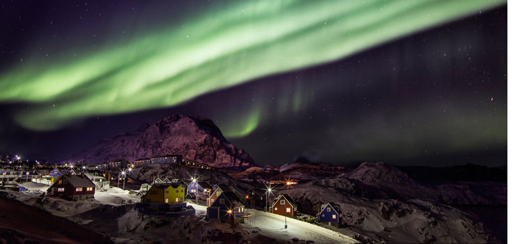 Arctic Odyssey 4 Nights Greenland Honeymoon Package