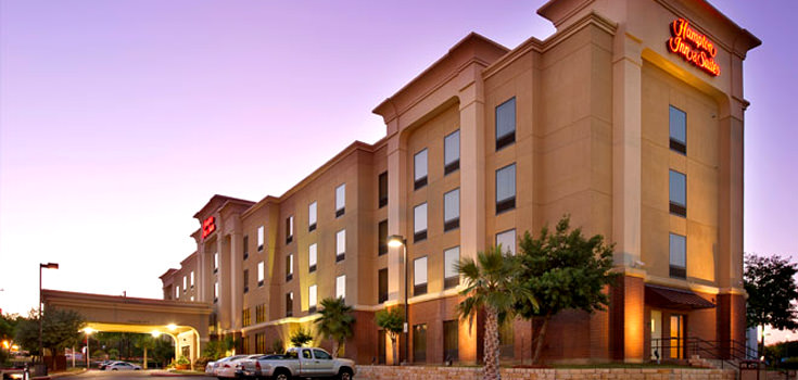 San Antonio Honeymoon Package by Hampton Inn & Suites