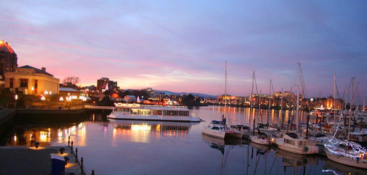 Vancouver Island Adventure Honeymoon Package