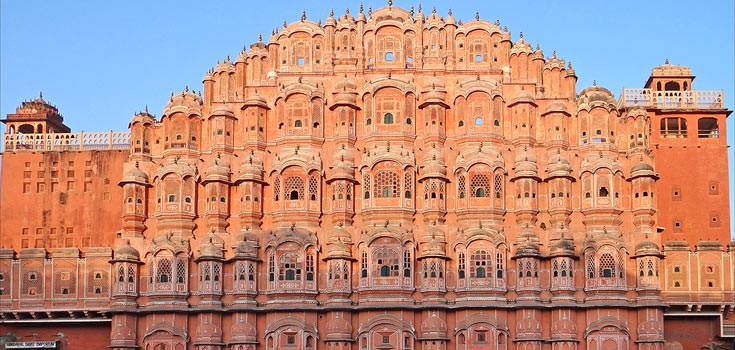 Jaipur and Ranthambore Honeymoon Package