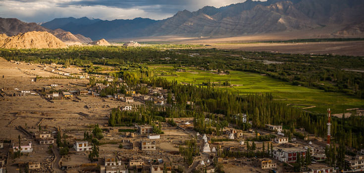 Amazing Leh Ladakh 7 Nights Honeymoon Tour Package