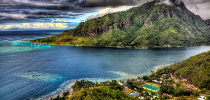 Tahiti and Moorea in One Week Honeymoon Package