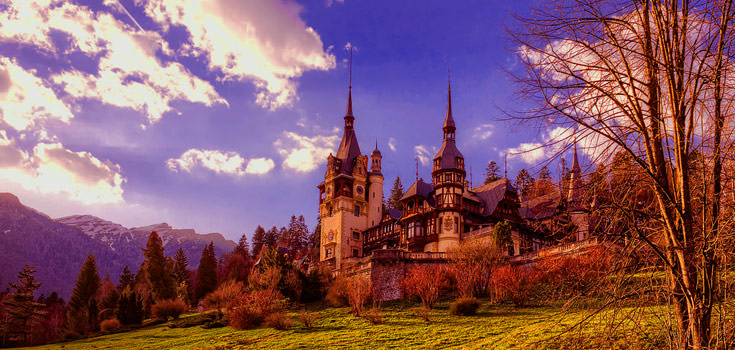 Transylvania Romania 5 Nights Honeymoon Package