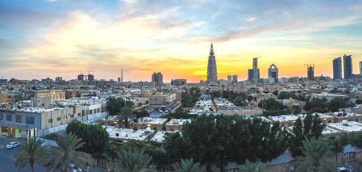 Riyadh Desert Wonders Romantic Getaway Package